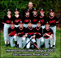 Newton East Little League 2007